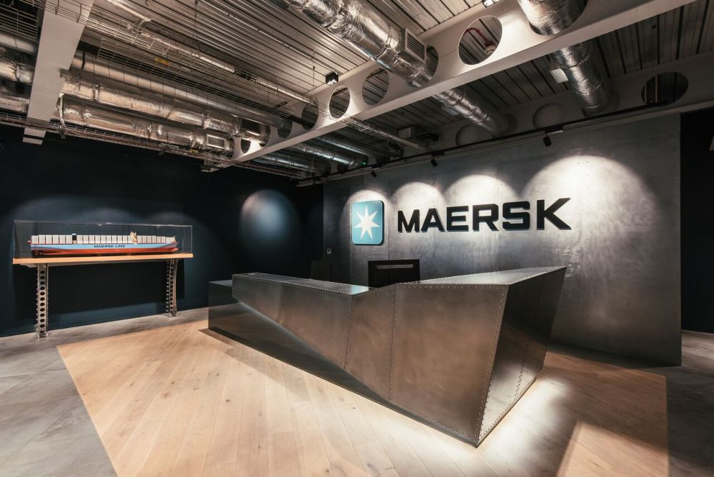 electrical contractor for Maersk gallery 3