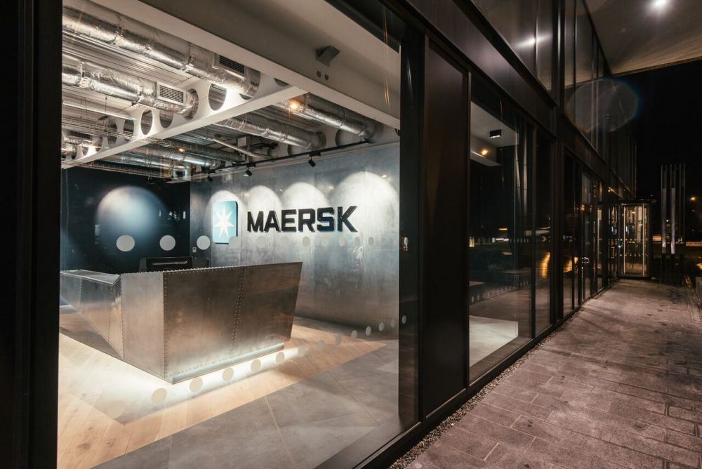 electrical contractor for Maersk gallery 4