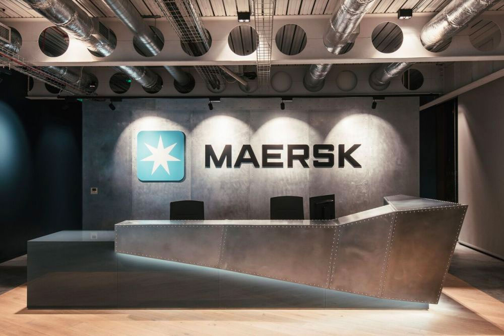 electrical contractor for maersk