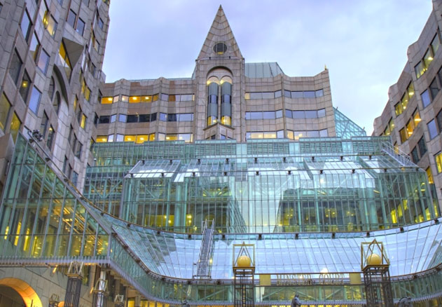electrical contractor for minster court - london