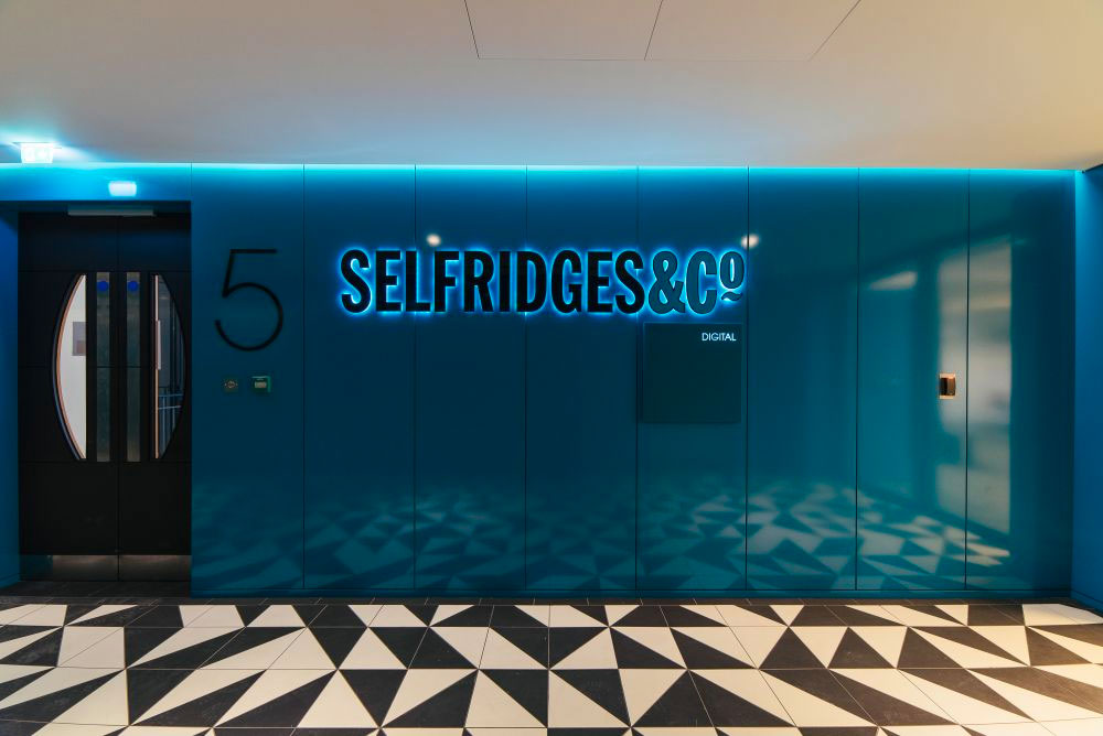 electrical contractor for selfridges