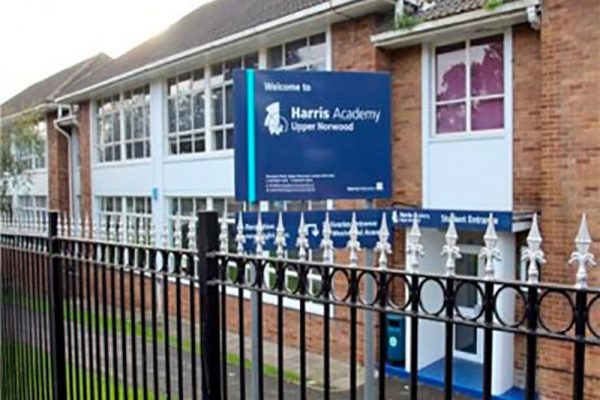 electrical contractor for harris academy upper norwood
